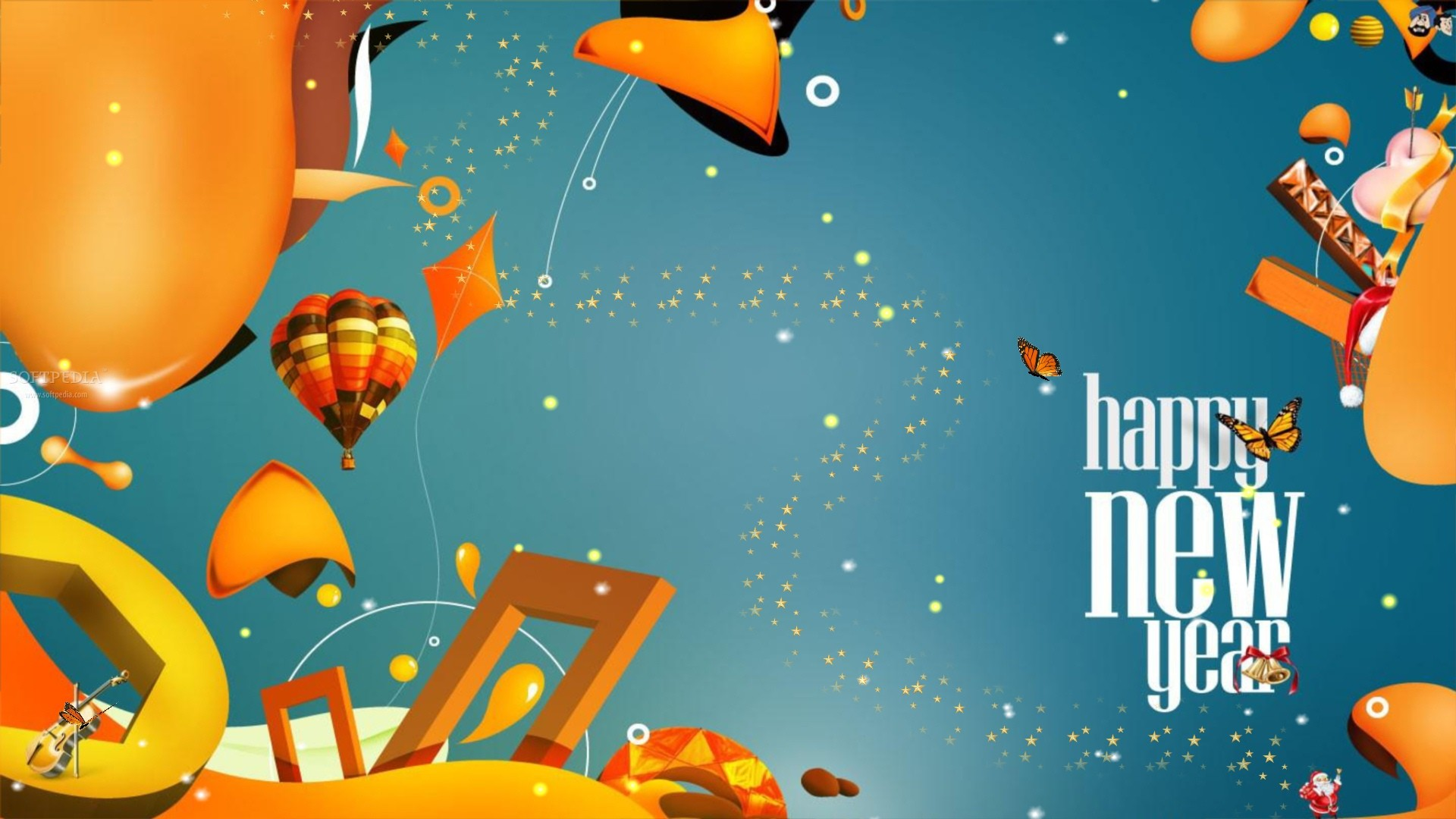 45 Beautiful Happy New Year Wallpapers HD - Lava360