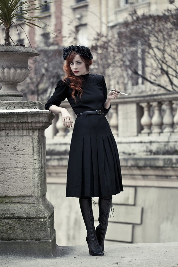 black on black outfits (1)