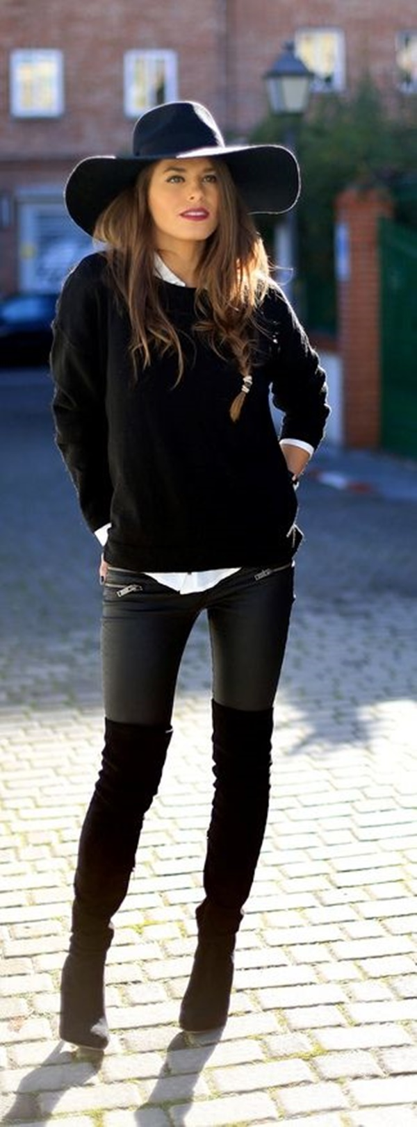 black on black outfits (11)