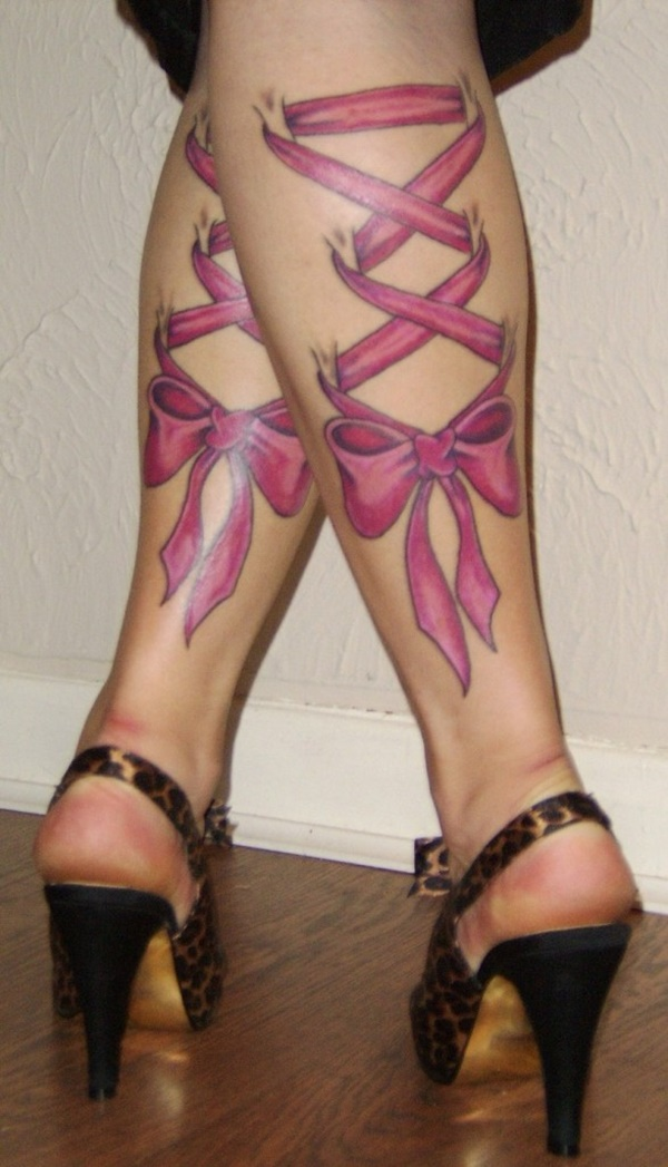 female leg tattoos ideas (41)