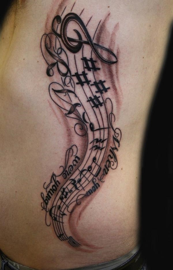 music tattoo designs (8)