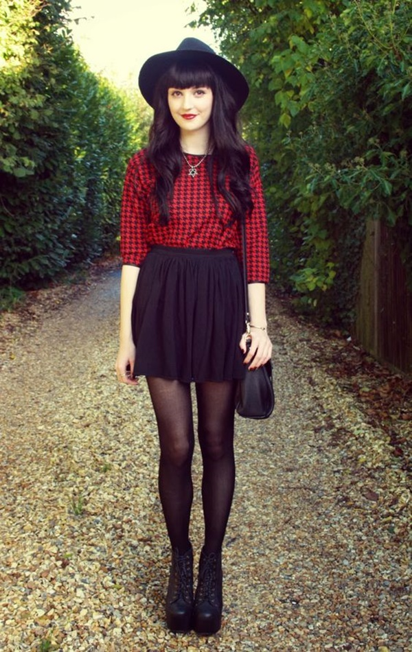 red and black outfits (13)