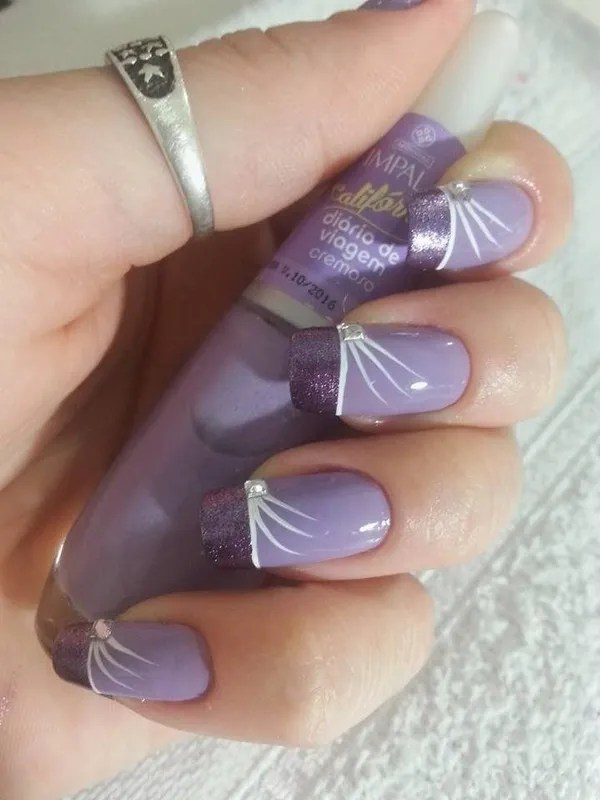 simple nail art designs (1)