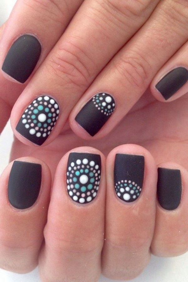 simple nail art designs (12)