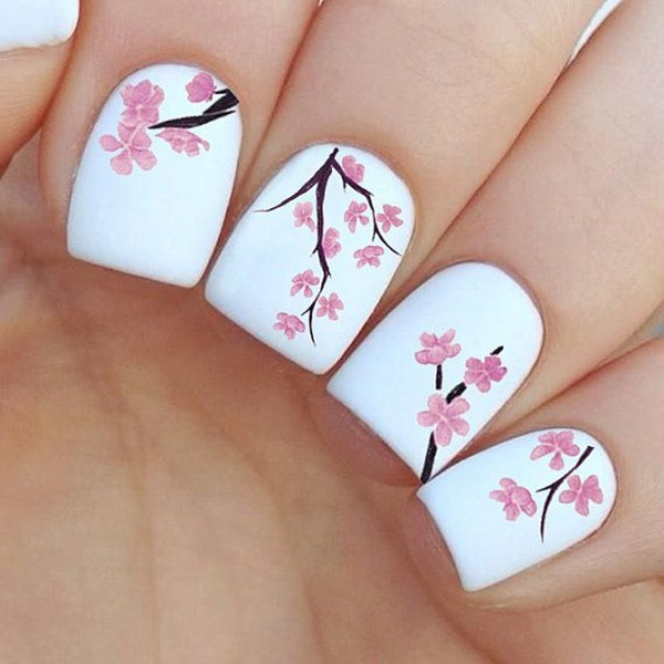 simple nail art designs (23)