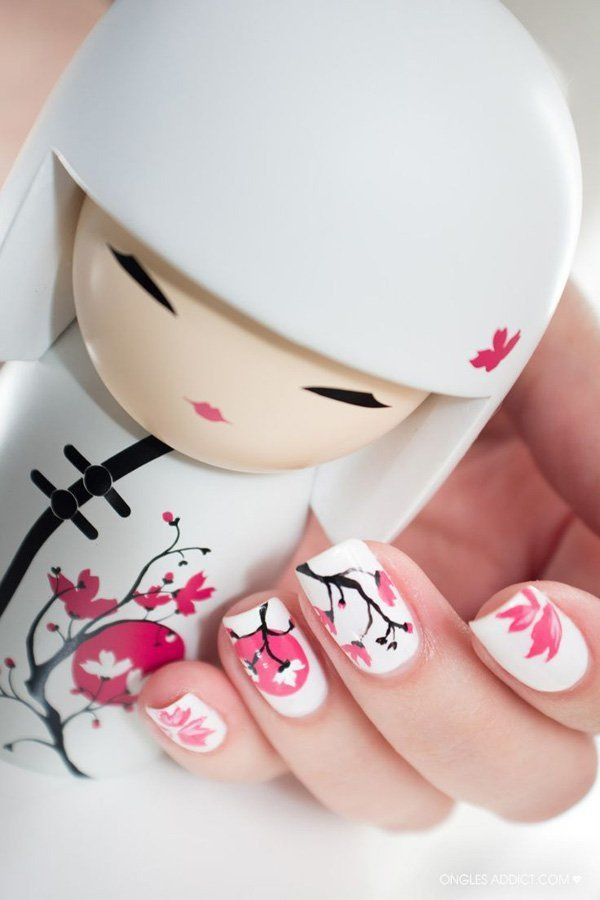 simple nail art designs (32)