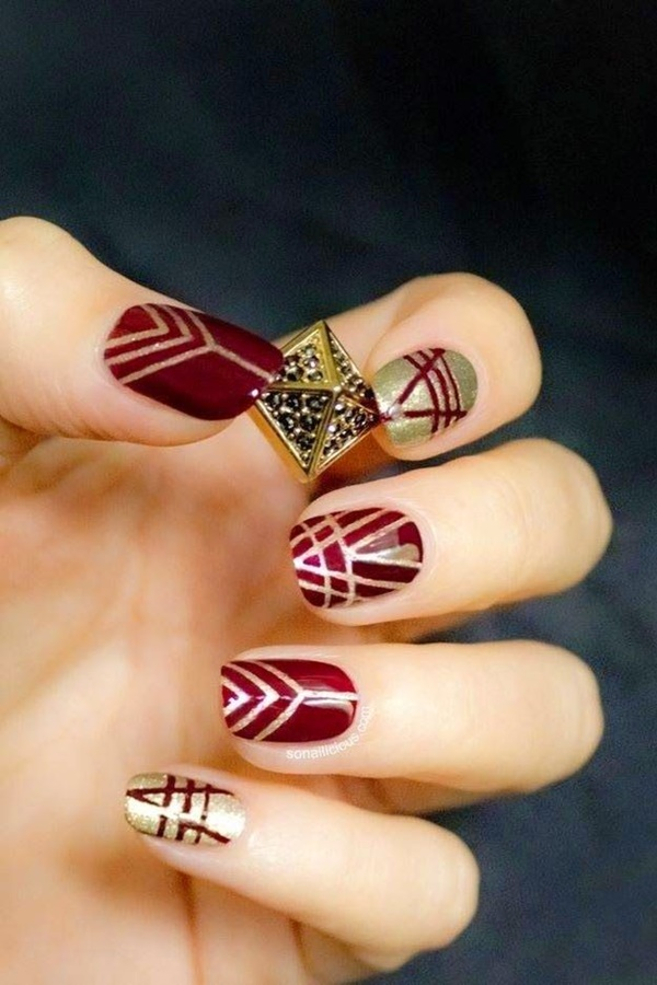 simple nail art designs (4)