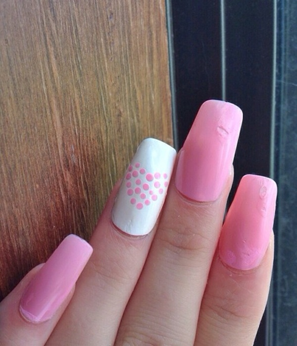 simple nail art designs (50)