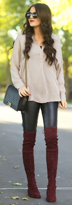 Over Knee Boots 30