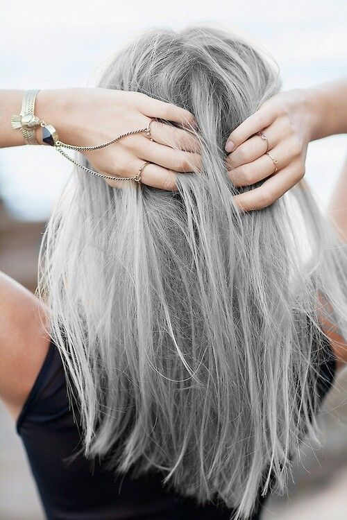 Gray Hair Color 07