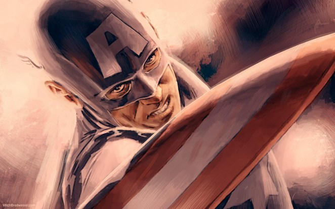 paintings_comics_captain_america_marvel