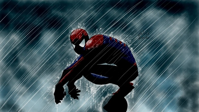 rain_spider-man_marvel_comics_fan_art