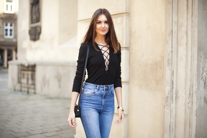 Lace Up Tops 2