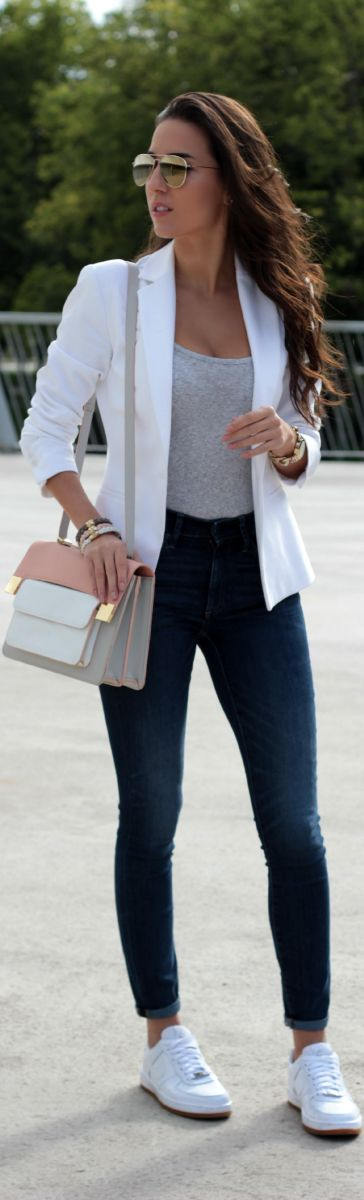 Blazer outfit choices 22