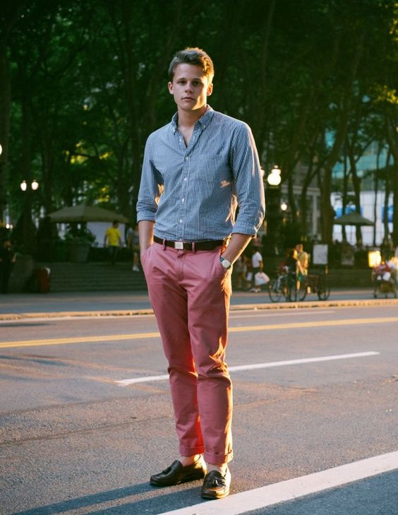 Wear Pink For Men30