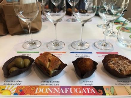 塩田とドンナフガータと…美味な魚介料理で</br>シチリア西岸堪能!