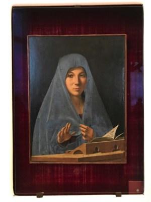 パレルモ:シチリア州立美術館に</br>アントネッロ・ダ・メッシーナの名画が集結!