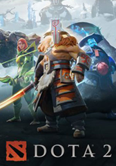 DOTA 2 which is available to play at Lava Esports.