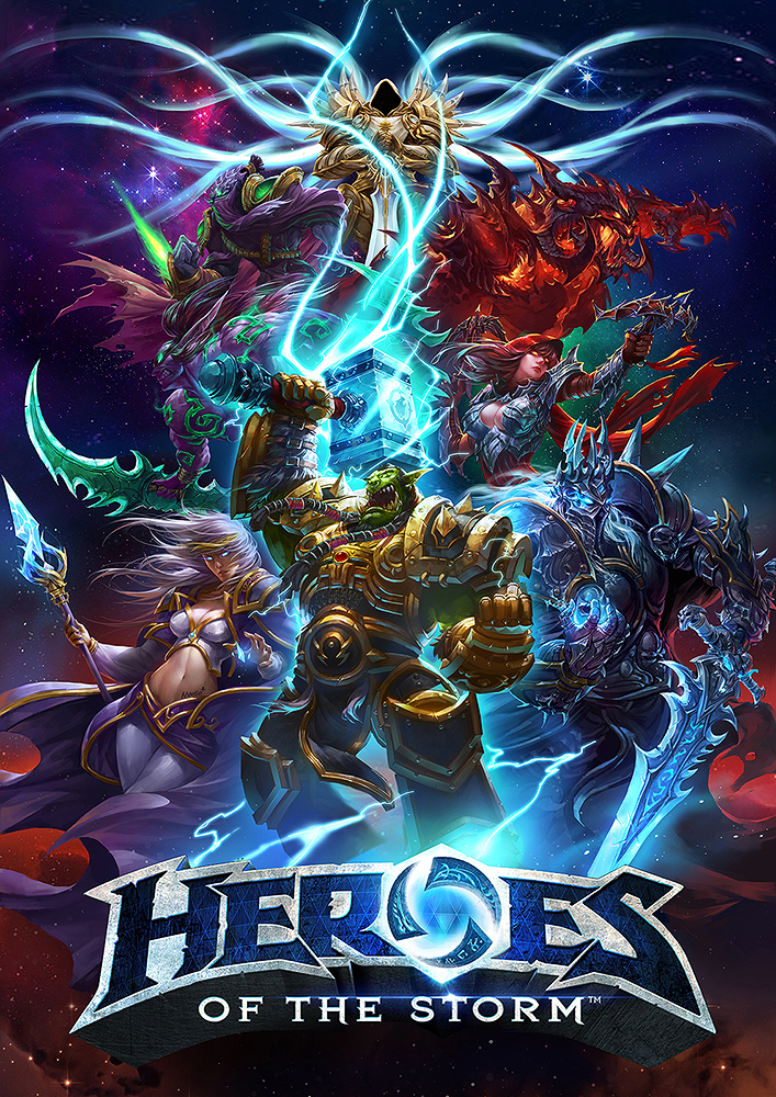 Heroes of the Storm which is available to play at Lava Esports.