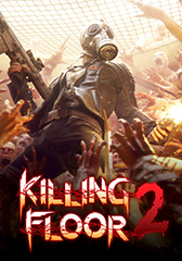 Killing Floor 2 which is available to play at Lava Esports.