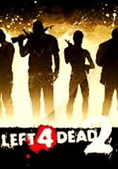 Left 4 Dead 2 which is available to play at Lava Esports.