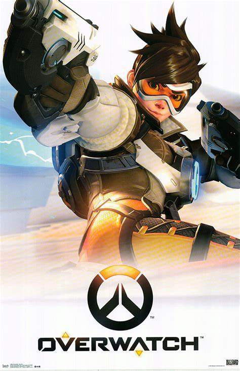 Overwatch which is available to play at Lava Esports.