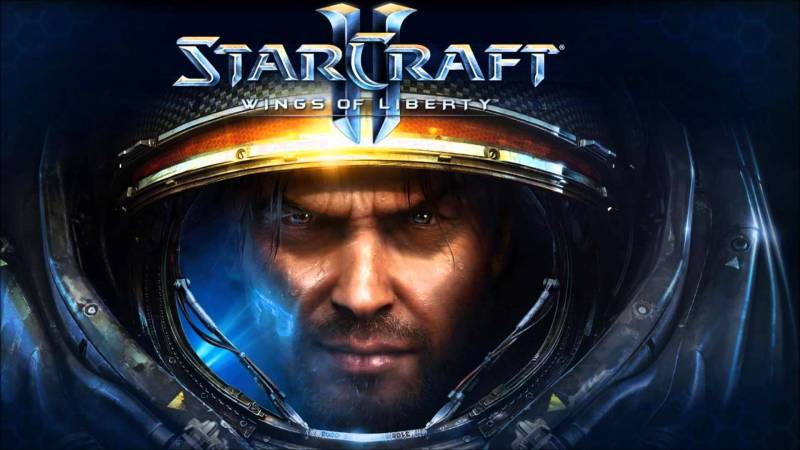 Starcraft II which is available to play at Lava Esports.