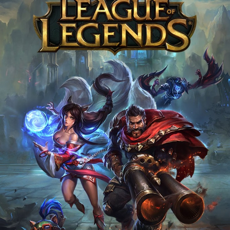 League of Legends which is available to play at Lava Esports.