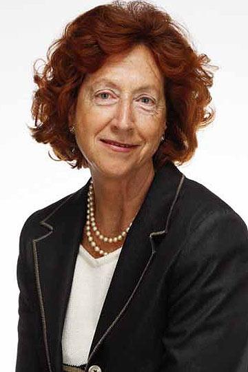 María de Corral, primera mujer Comisaria General de la Bienal de Venecia, año 2005