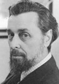 El crítico de arte Leo Steinberg (1920 - 2011)