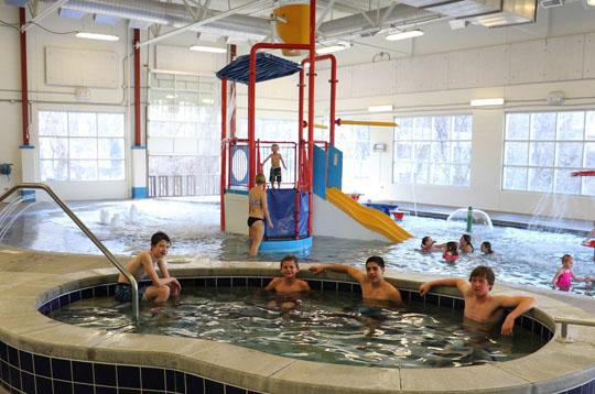 Lava-indoor-hot-pool