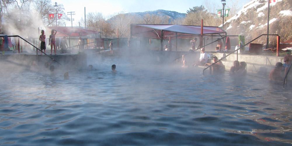 Winter-in-lava-hot-springs