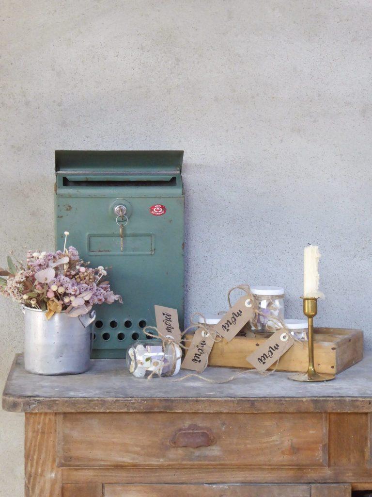 location décoration pour mariage vintage dans l'Yonne