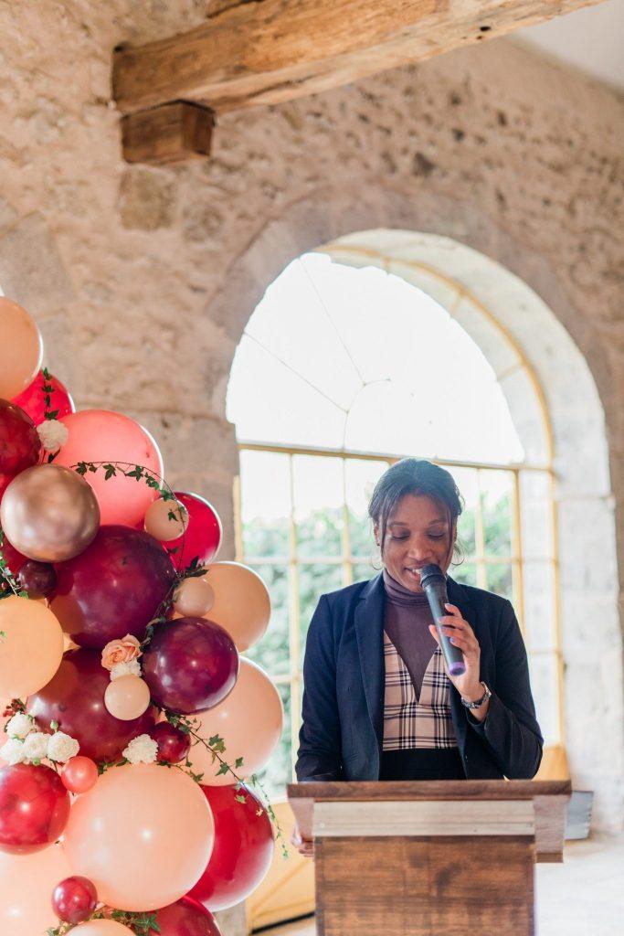 officiante de cérémonie de mariage dans l'Yonne et Loiret