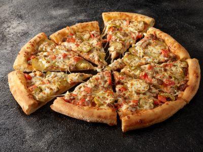 papa john s quebec pizzas