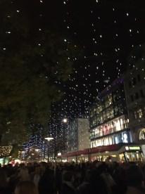 Ligths on Bahnhofstrasse, Zurich (Photo credit: http://www.lavaleandherworld.wordpress.com)