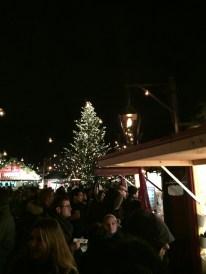 Xmas market at Bellevue, Zurich (Photo credit: http://www.lavaleandherworld.wordpress.com)