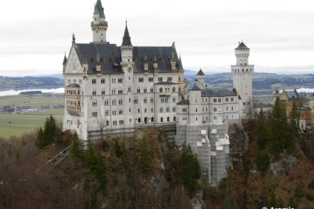 Castello Disney in Germania