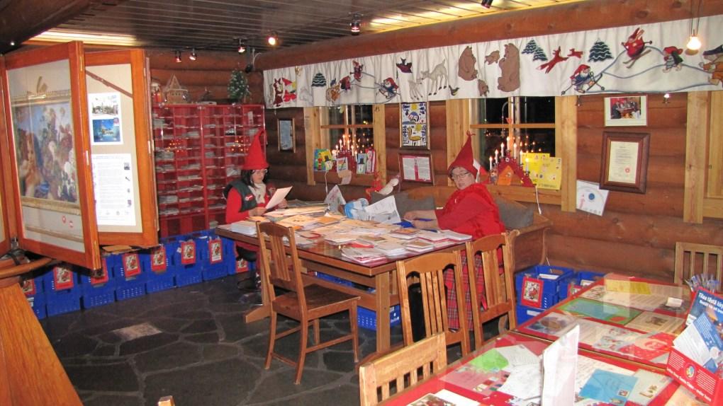 Ufficio postale Babbo Natale 2