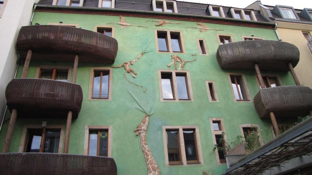 Quartiere degli artisti Dresda 2