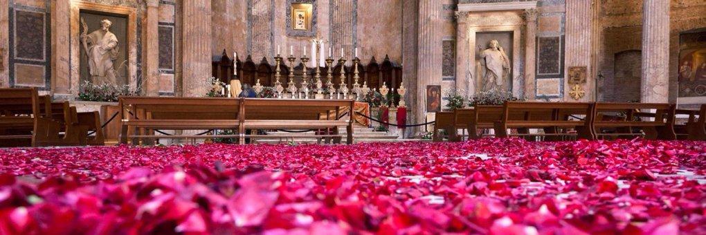 Pioggia di petali_Pantheon 2