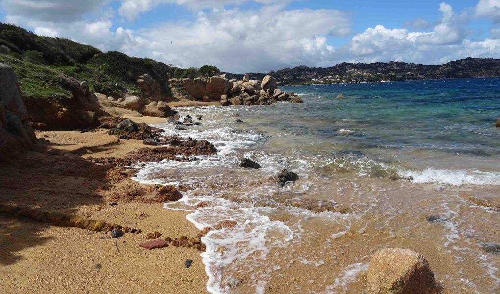 Spiaggia di Porto faro sardegna 3