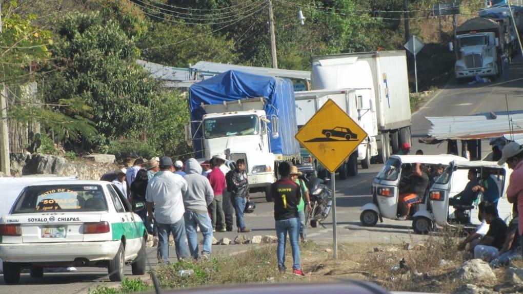 Sciopero in Messico 2