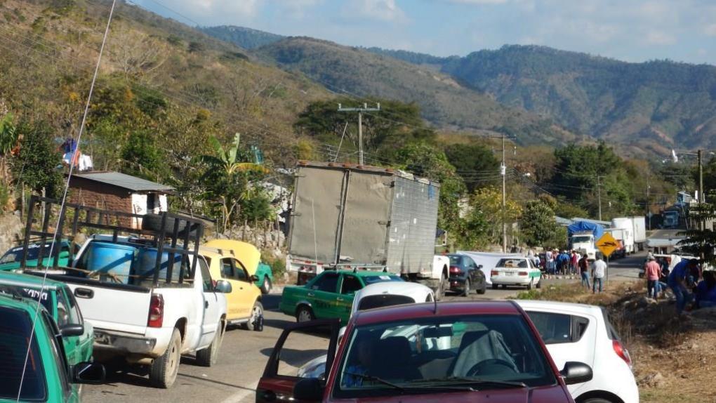 Sciopero in Messico