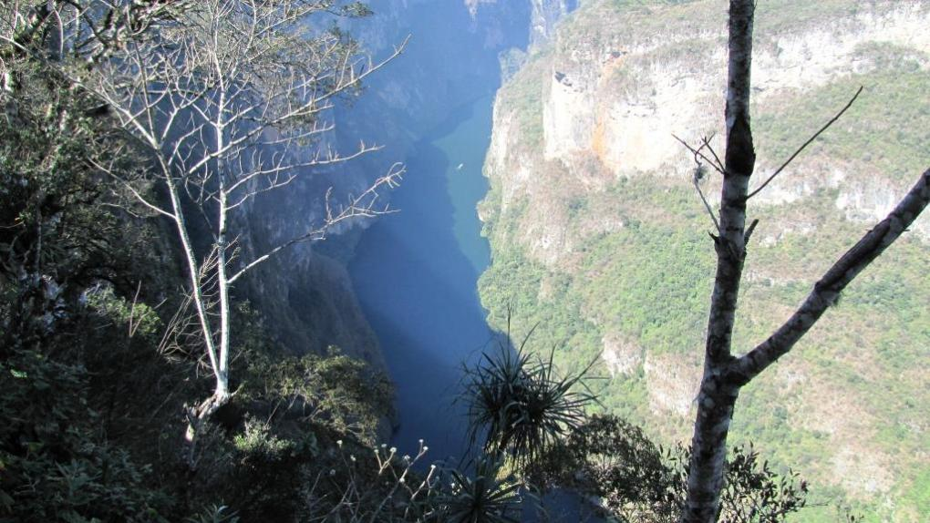 Canyon del Sumidero 2