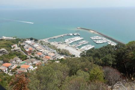 Weekend in Riviera d'Ulisse