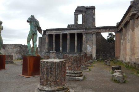 organizzare una visita a Pompei