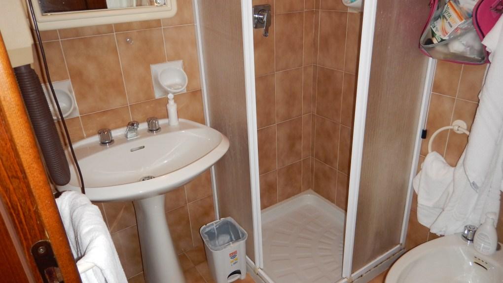 Hotel Aurora  bagno