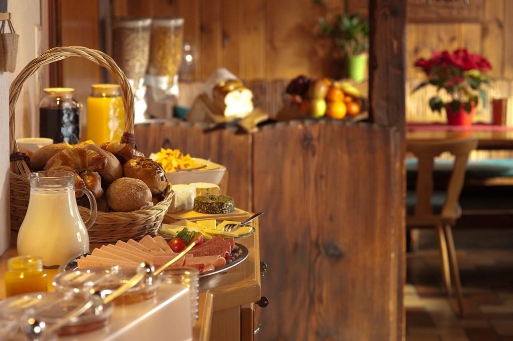 sala colazione hotel