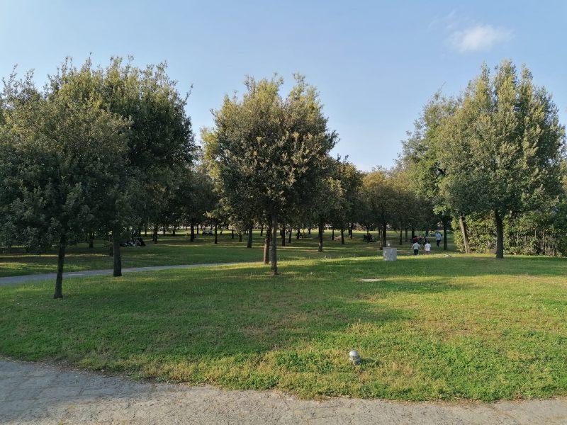 parchi in Campania - Villa Favorita